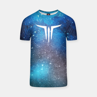 Thumbnail image of Abstracto Camiseta, Live Heroes