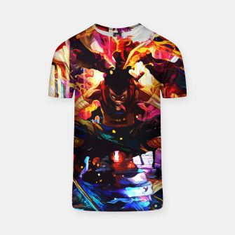 Thumbnail image of Hero Assasin Camiseta, Live Heroes