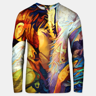 Thumbnail image of Bestfriends Sudadera unisex, Live Heroes