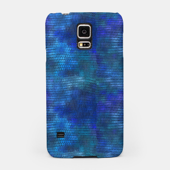 Thumbnail image of Blue Dragon Scales Samsung Case, Live Heroes