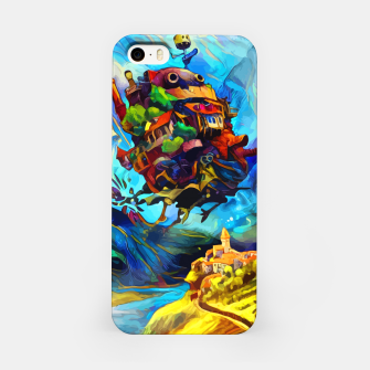 Thumbnail image of Flying Castle Carcasa por Iphone, Live Heroes