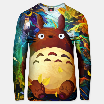 Thumbnail image of forest Monster Sudadera unisex, Live Heroes
