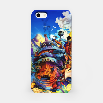 Thumbnail image of Moving Castle Carcasa por Iphone, Live Heroes