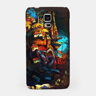 Thumbnail image of Sunset and Castle Carcasa por Samsung, Live Heroes