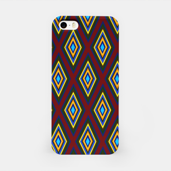 Thumbnail image of Colorful Diamonds iPhone Case, Live Heroes