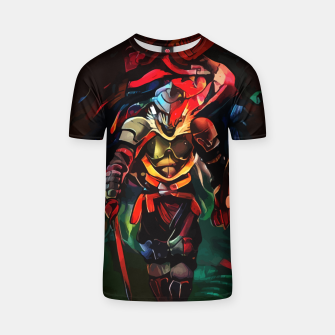 Thumbnail image of goblinslayer5 Camiseta, Live Heroes