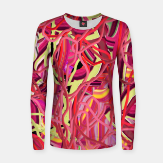 Thumbnail image of Energy flow  Women sweater, Live Heroes
