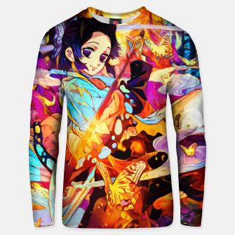 Thumbnail image of Breath of the Insect Sudadera unisex, Live Heroes