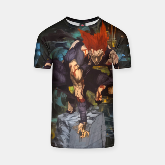 Thumbnail image of hero killer Camiseta, Live Heroes