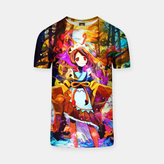 Thumbnail image of Forest Insect Maid Camiseta, Live Heroes