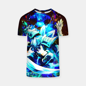 Thumbnail image of Ruler Of The Frozen Camiseta, Live Heroes