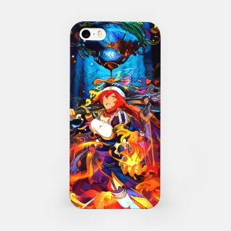 Thumbnail image of Sadist with Fire Carcasa por Iphone, Live Heroes