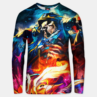 Thumbnail image of Undead and Vampire Sudadera unisex, Live Heroes