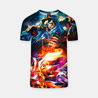 Thumbnail image of Undead and Vampire Camiseta, Live Heroes