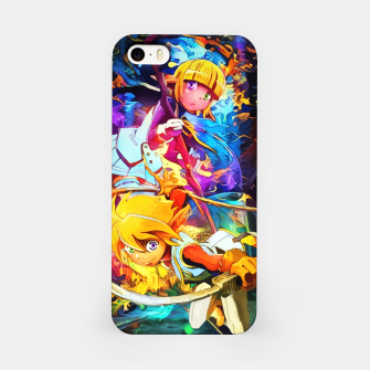 Thumbnail image of tomb twins Carcasa por Iphone, Live Heroes
