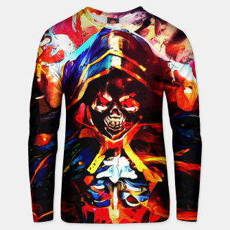 Thumbnail image of Undead Face Sudadera unisex, Live Heroes