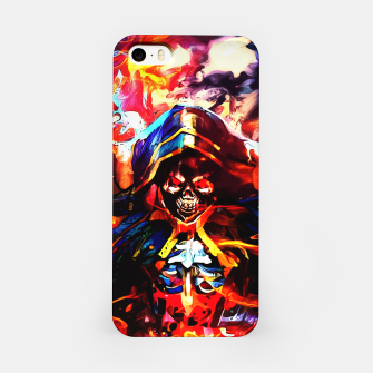 Thumbnail image of Undead Face Carcasa por Iphone, Live Heroes