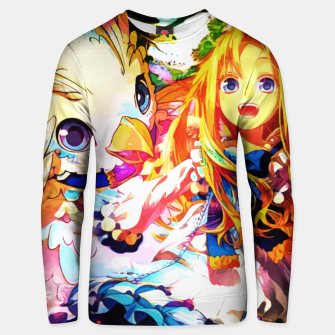 Thumbnail image of Filolial Queen Sudadera unisex, Live Heroes