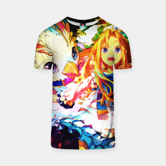 Thumbnail image of Filolial Queen Camiseta, Live Heroes
