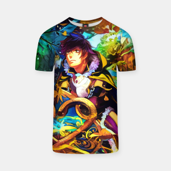 Miniaturka shield hero Camiseta, Live Heroes