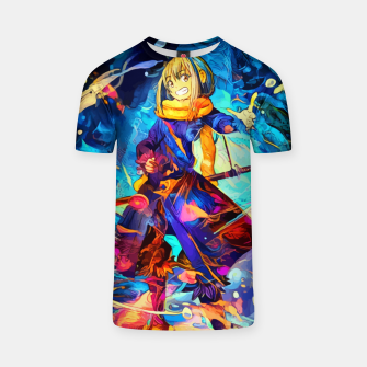Miniaturka Great Demon Lord Camiseta, Live Heroes
