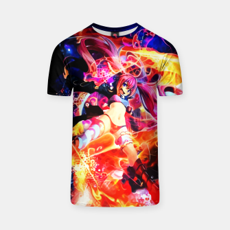 Thumbnail image of pink ultimate Camiseta, Live Heroes