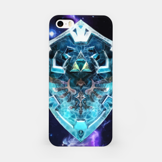 Thumbnail image of frozen shield Carcasa por Iphone, Live Heroes