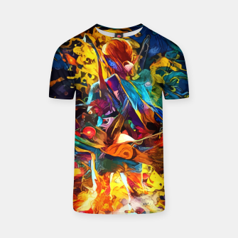 Thumbnail image of linkback Camiseta, Live Heroes