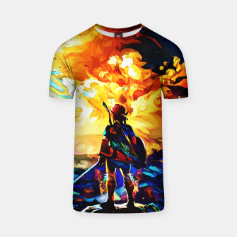 Thumbnail image of sunlight Camiseta, Live Heroes