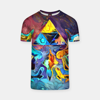 Thumbnail image of triforce Camiseta, Live Heroes
