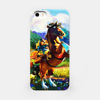 Thumbnail image of wild horse Carcasa por Iphone, Live Heroes