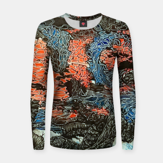 Thumbnail image of Tree of Knowledge Women sweater, Live Heroes