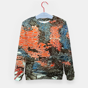 Thumbnail image of Tree of Knowledge Kid's sweater, Live Heroes