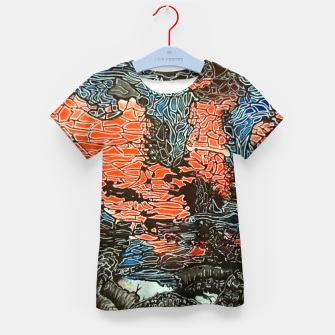 Thumbnail image of Tree of Knowledge Kid's t-shirt, Live Heroes