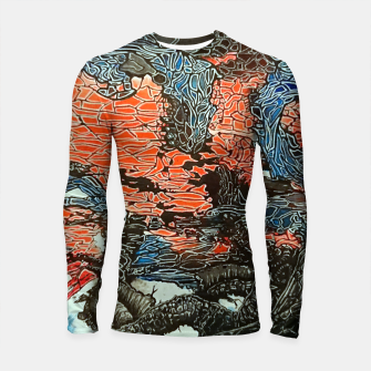 Thumbnail image of Tree of Knowledge Longsleeve rashguard , Live Heroes
