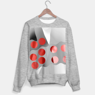 Thumbnail image of Red Drops  Sweater regular, Live Heroes
