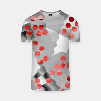 Thumbnail image of Red Drops  T-shirt, Live Heroes