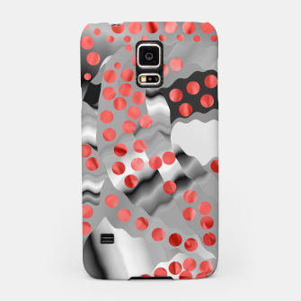 Thumbnail image of Red Drops  Samsung Case, Live Heroes