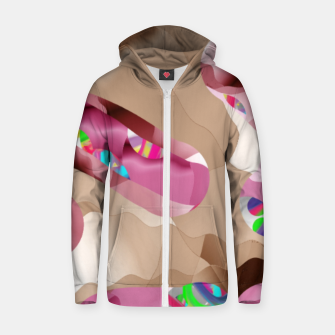Thumbnail image of Tamben Zip up hoodie, Live Heroes