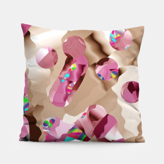 Thumbnail image of Tamben Pillow, Live Heroes