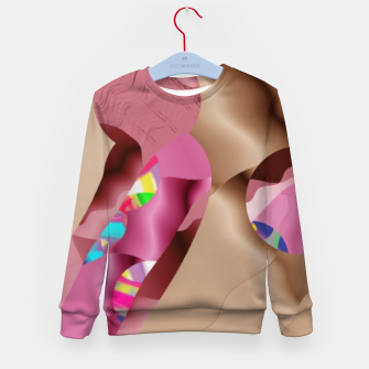 Thumbnail image of Tamben Kid's sweater, Live Heroes