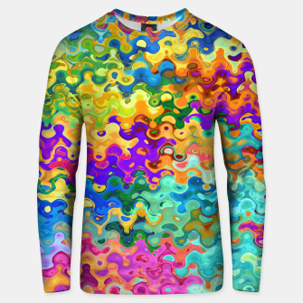 Miniaturka Colorful Abstraction Unisex sweater, Live Heroes