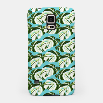 Summer Monstera II Samsung Case thumbnail image