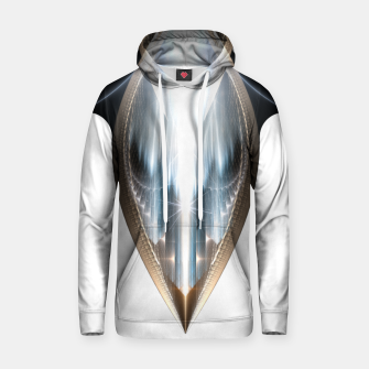 The Cradel Fractal Art Composition INV Hoodie thumbnail image