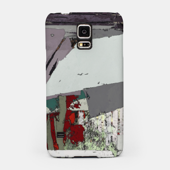 The grey barrier Samsung Case thumbnail image