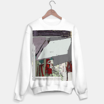 Miniaturka The grey barrier Sweater regular, Live Heroes