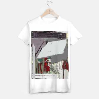 Miniaturka The grey barrier T-shirt regular, Live Heroes