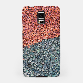 Thumbnail image of Gravel Print Pattern Texture Samsung Case, Live Heroes