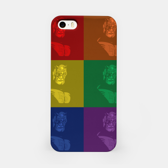 Thumbnail image of Daredevil Warhol iPhone Case, Live Heroes