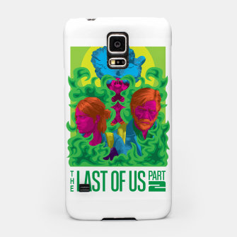 The Last Of Us 2 Vibrant Variant Samsung Case thumbnail image